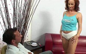 lange frau schwanger porno mit opa