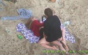alte weiber am strand ficken